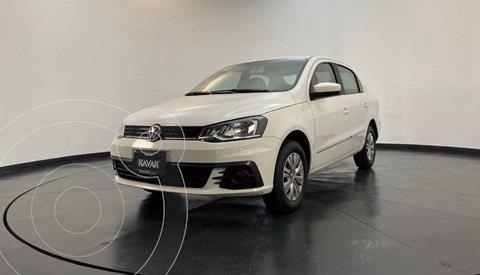 Volkswagen Gol Trendline I - Motion usado (2017) color Blanco precio $169,999