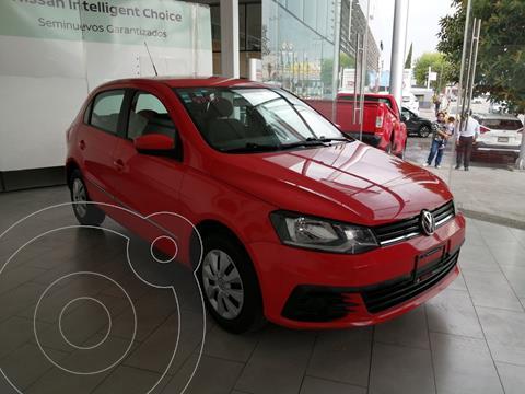 Volkswagen Gol Trendline I-Motion Aut usado (2017) color Rojo precio $174,900