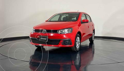 Volkswagen Gol Trendline I-Motion Aut usado (2018) color Rojo precio $193,999