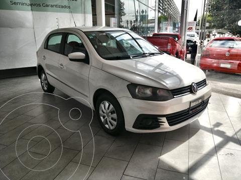 foto Volkswagen Gol Trendline I-Motion Aut usado (2017) color Blanco precio $174,900
