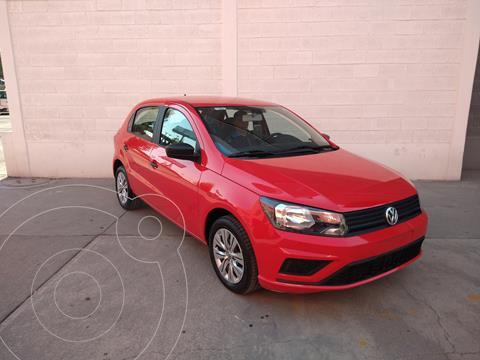 Volkswagen Gol Trendline usado (2020) color Rojo Flash precio $215,000