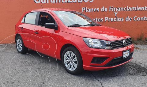 Volkswagen Gol Trendline usado (2020) color Rojo precio $214,900