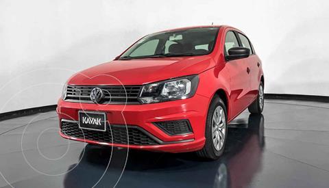 Volkswagen Gol Trendline I - Motion usado (2018) color Rojo precio $194,999