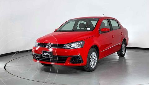 Volkswagen Gol Trendline usado (2017) color Rojo precio $167,999