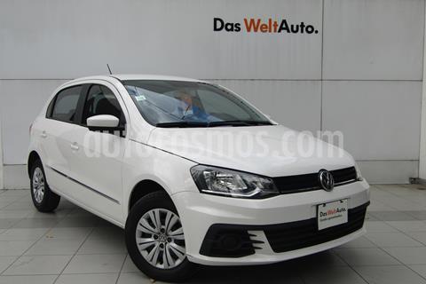 foto Volkswagen Gol Trendline I-Motion Aut usado (2018) color Blanco Candy precio $178,000