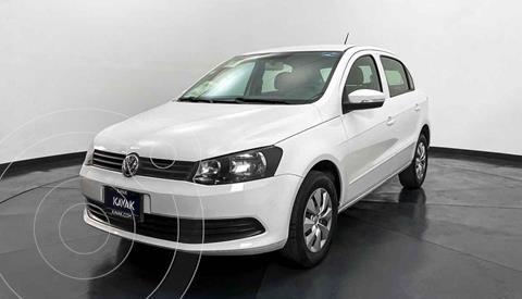 Volkswagen Gol GL usado (2014) color Blanco precio $112,999