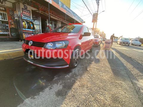 Volkswagen Gol CL usado (2015) color Rojo Flash precio $99,000