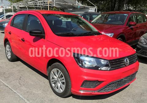 Volkswagen Gol Trendline usado (2020) color Rojo precio $175,000