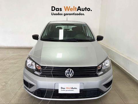 Volkswagen Gol Trendline usado (2020) color Plata precio $194,239