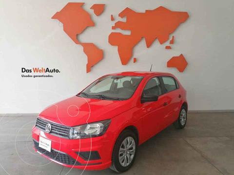 Volkswagen Gol Trendline usado (2020) color Rojo precio $199,203