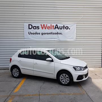 Volkswagen Gol Trendline usado (2018) color Blanco precio $125,000