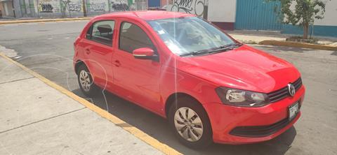 Volkswagen Gol GL Team usado (2015) color Rojo Flash precio $116,000