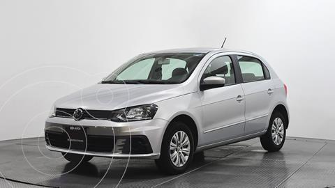 Volkswagen Gol Trendline usado (2018) color Plata Dorado precio $153,010