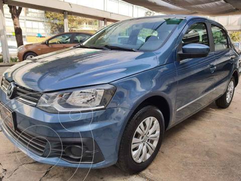 Volkswagen Gol Trendline I-Motion Aut usado (2018) color Azul precio $169,000