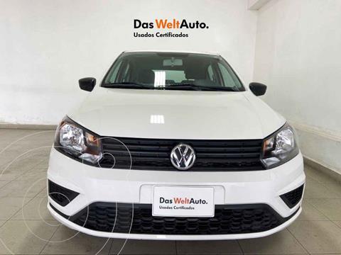 Volkswagen Gol Trendline usado (2020) color Blanco precio $196,857