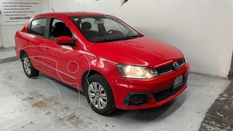Volkswagen Gol Comfortline usado (2018) color Rojo precio $160,000
