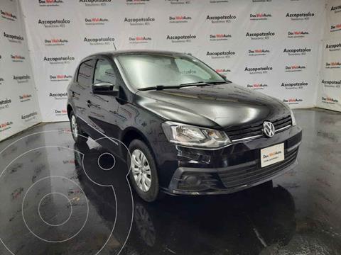 Volkswagen Gol Trendline usado (2019) color Negro precio $165,000