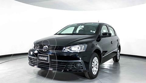 Volkswagen Gol Trendline usado (2018) color Negro precio $162,999