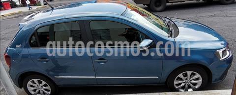 Volkswagen Gol Connect usado (2017) color Azul precio $135,000