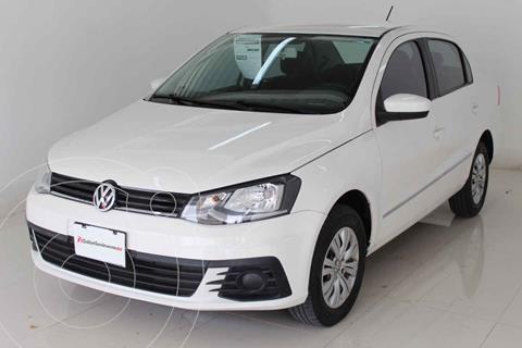 Volkswagen Gol Trendline I - Motion usado (2017) color Blanco precio $179,000