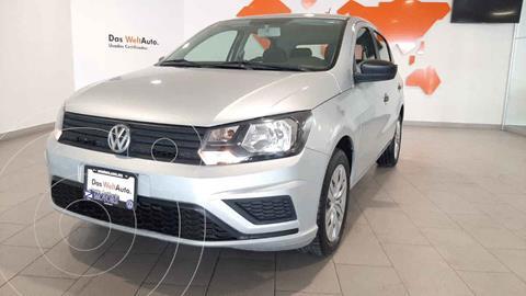 Volkswagen Gol Trendline usado (2020) color Plata precio $185,500
