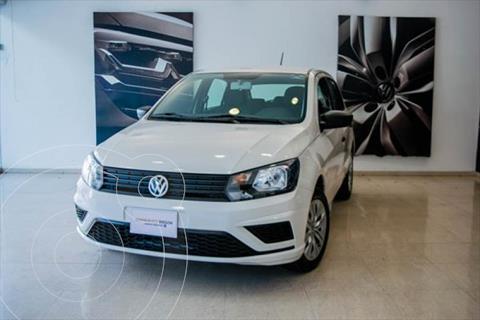 Volkswagen Gol HB TRENDLINE L4 1.6L TM usado (2019) color Blanco precio $188,000