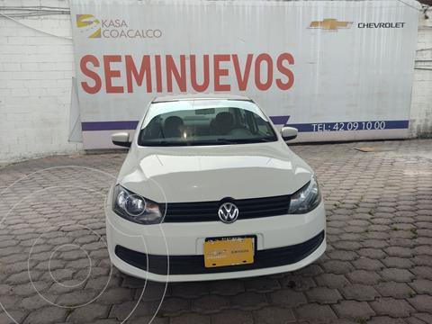 Volkswagen Gol CL Seguridad usado (2015) color Blanco precio $115,440