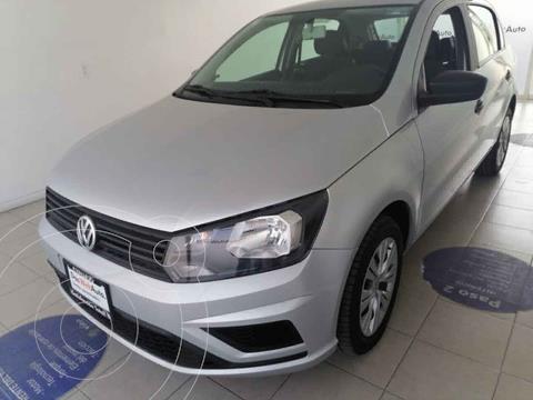 Volkswagen Gol Trendline usado (2019) color Plata precio $179,900
