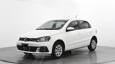 Volkswagen Gol Trendline usado (2018) color Blanco precio $164,987