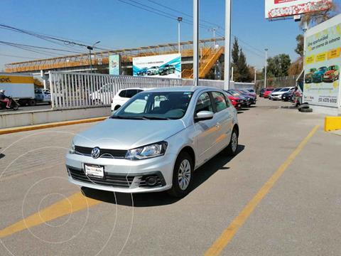 Volkswagen Gol CL usado (2016) color Plata precio $125,900