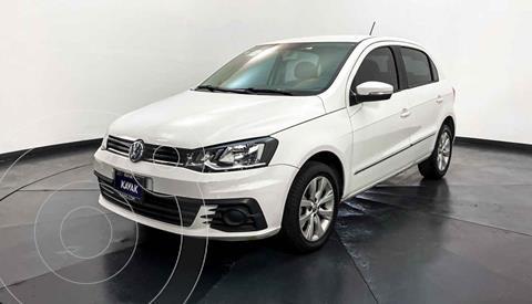 Volkswagen Gol Comfortline usado (2017) color Blanco precio $147,999