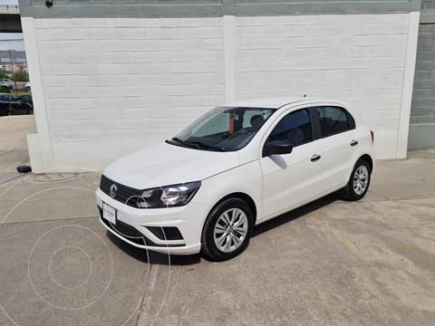 Volkswagen Gol Trendline usado (2020) color Blanco Candy precio $190,000