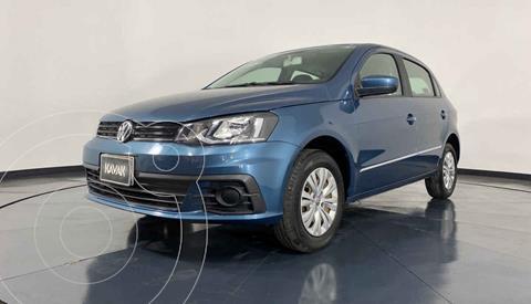 Volkswagen Gol Trendline I-Motion Aut usado (2018) color Azul precio $172,999