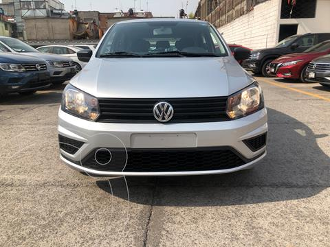 Volkswagen Gol Trendline usado (2020) color Plata precio $225,000