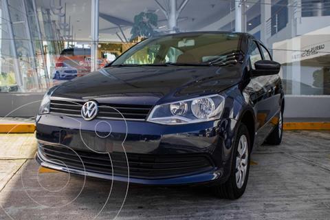 Volkswagen Gol CL AIRE 1.6L L4 101HP MT usado (2016) color Azul Noche precio $149,990