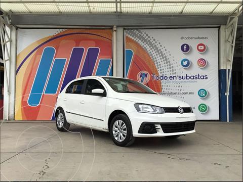 Volkswagen Gol Trendline usado (2018) color Blanco precio $100,000
