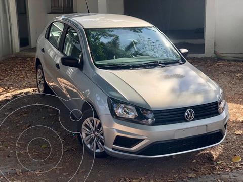 Volkswagen Gol Trendline Ac Seguridad usado (2020) color Plata precio $189,000