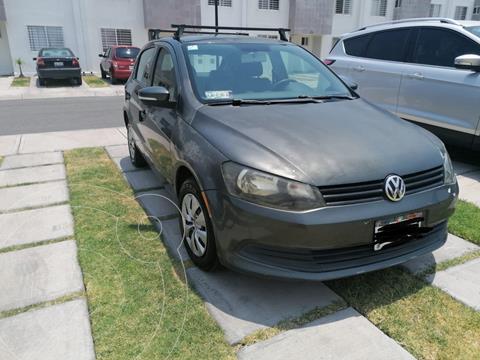 Volkswagen Gol GL usado (2014) color Gris Cuarzo precio $69,000