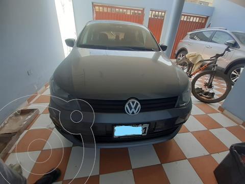 Volkswagen Gol 1.6L Power Aut  usado (2017) color Gris precio u$s10,000