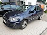 Foto venta Auto usado Volkswagen Gol Trendline I-Motion Aut (2017) color Azul Noche precio $174,900