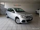 Foto venta Auto usado Volkswagen Gol Trendline (2018) color Plata precio $179,900