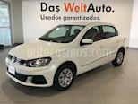 Foto venta Auto usado Volkswagen Gol Trendline (2019) color Blanco Candy precio $179,000