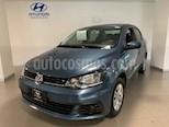 Foto venta Auto usado Volkswagen Gol Trendline (2018) color Azul precio $173,000