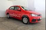 Foto venta Auto usado Volkswagen Gol Trendline (2018) color Rojo precio $172,000