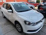 Foto venta Auto usado Volkswagen Gol Trendline (2016) color Blanco Candy precio $129,900