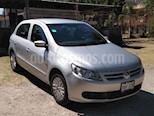 Foto venta Auto usado Volkswagen Gol Trendline (2011) color Plata precio $76,000