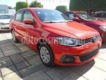 Foto venta Auto usado Volkswagen Gol Trendline (2017) color Rojo precio $145,000