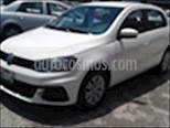 Foto venta Auto usado Volkswagen Gol Trendline (2017) color Blanco precio $132,000