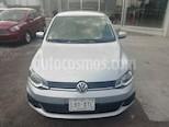 Foto venta Auto usado Volkswagen Gol Trendline (2018) color Plata precio $149,000