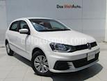 Foto venta Auto usado Volkswagen Gol Trendline (2018) color Blanco Candy precio $187,000